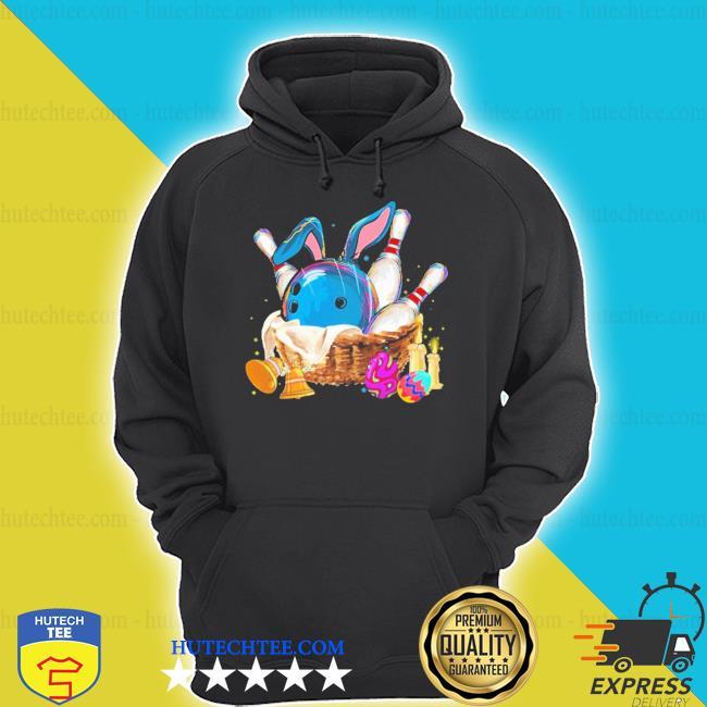Bowling easter hoodie
