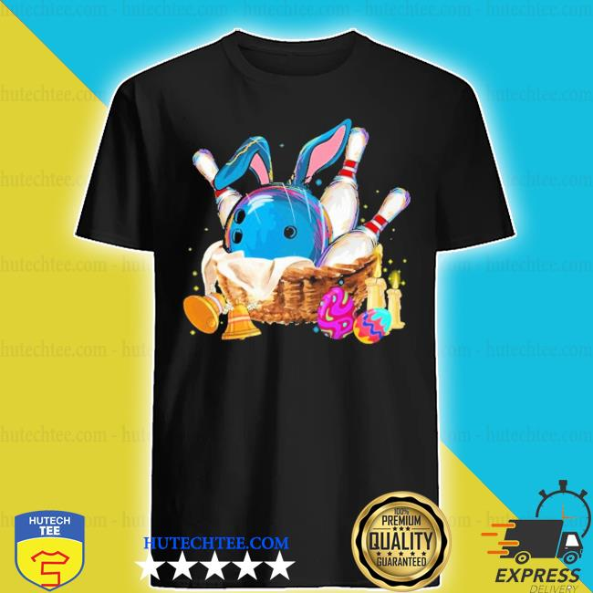 Bowling easter shirt