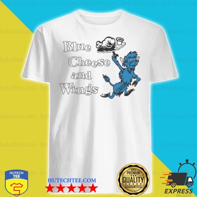 Buffalo vol 6 24 blue cheese and wings shirt