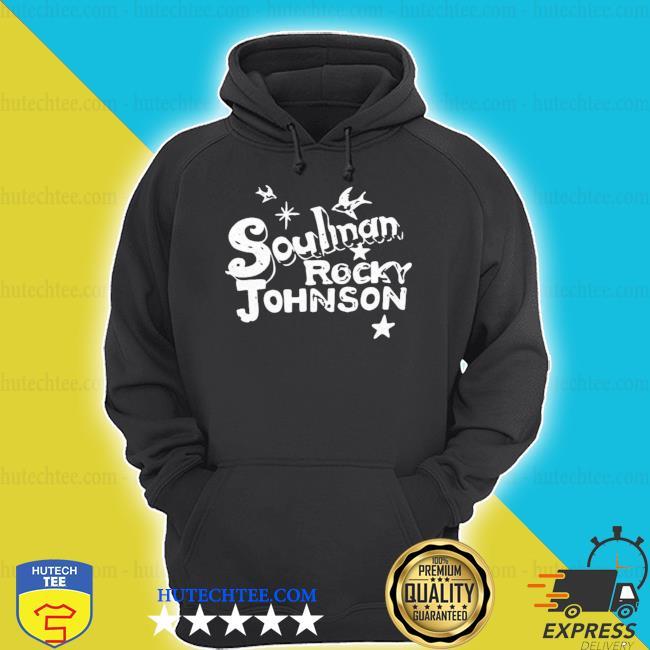 Dwayne johnson soulman rocky johnson hoodie