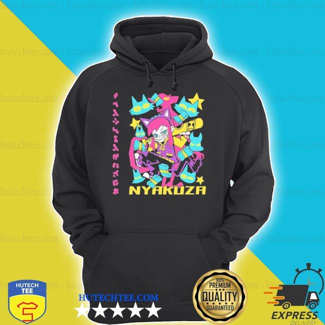 Fangame nyakuza metro hoodie