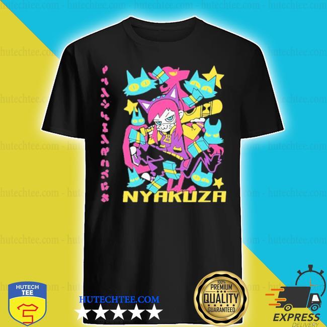 Fangame nyakuza metro shirt