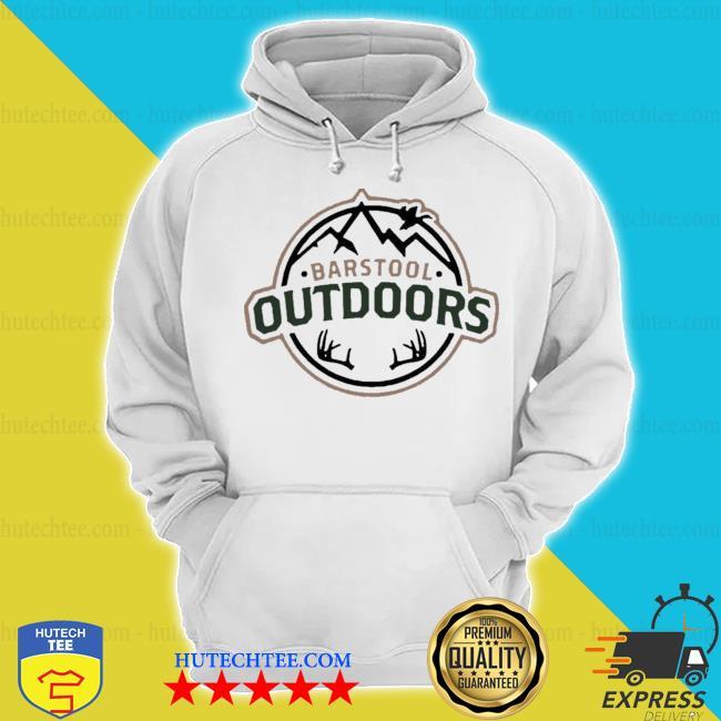 Barstool outdoors new 2021 s hoodie