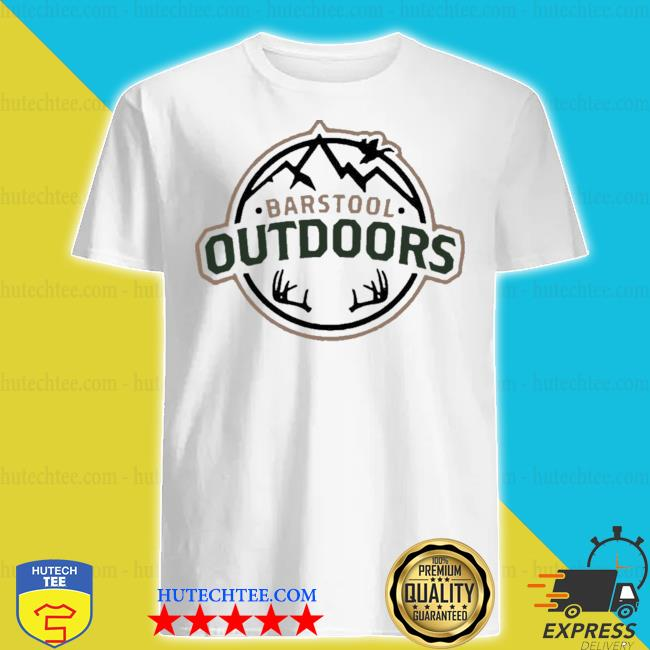 Barstool outdoors new 2021 shirt