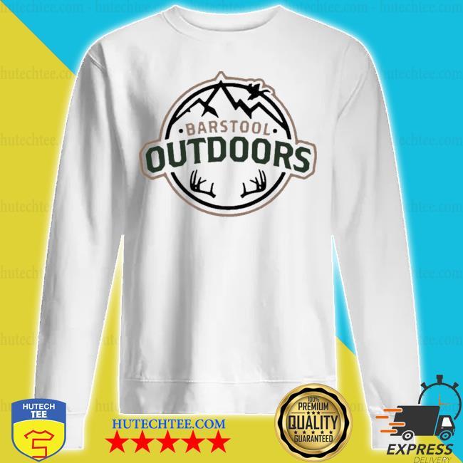 Barstool outdoors new 2021 s sweatshirt