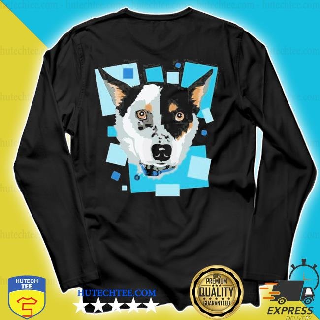 Beautiful Blue Heeler Cattle Dog new 2021 Shirt longsleeve