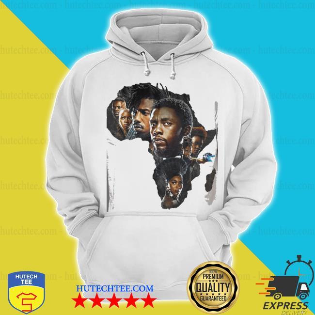 Black panther Africa s hoodie