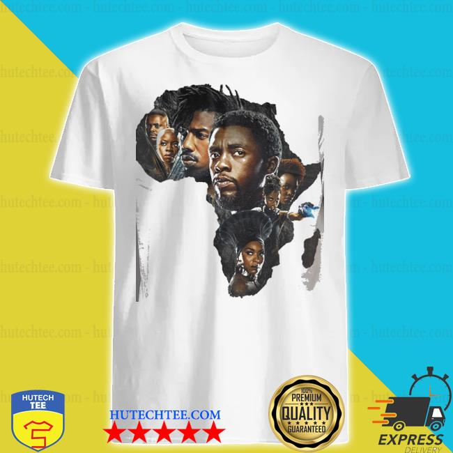 Black panther Africa shirt
