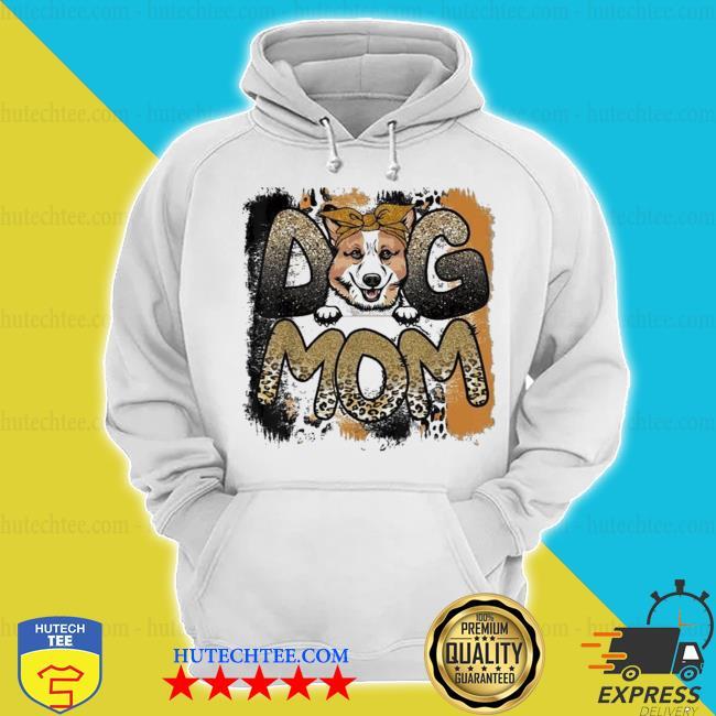 Cute corgI dog mom mother's day new 2021 s hoodie