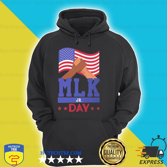 Cute martin luther king jr day mlk fist freedom shirt