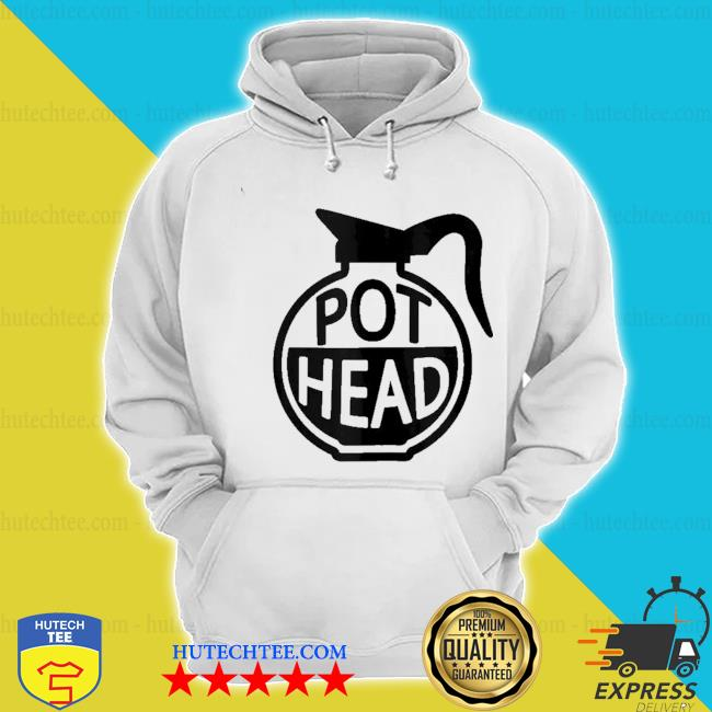Funny coffee pothead caffeine addict pot head gifts s hoodie