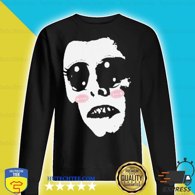 KawaiI nosferatu cute funny goofy vampire black clothes demonic anime s sweater