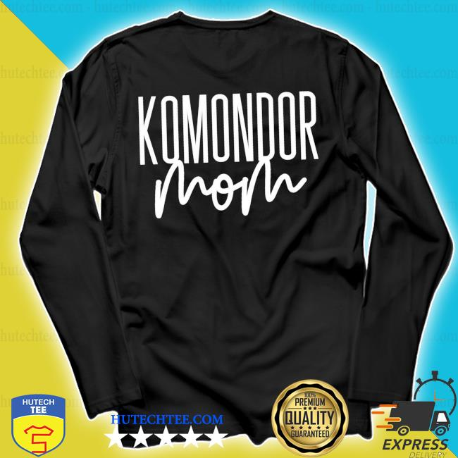 Komondor mom cute dog mama new 2021 s longsleeve
