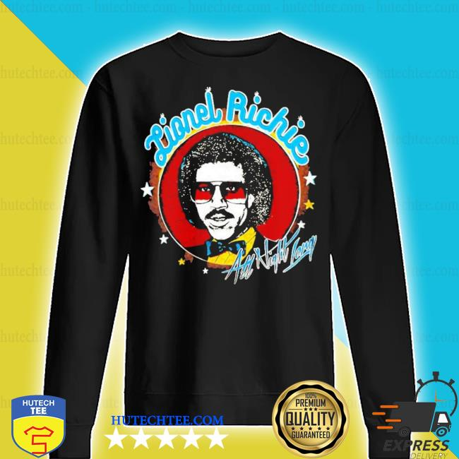 Lionel richie all night new 2021 s sweater