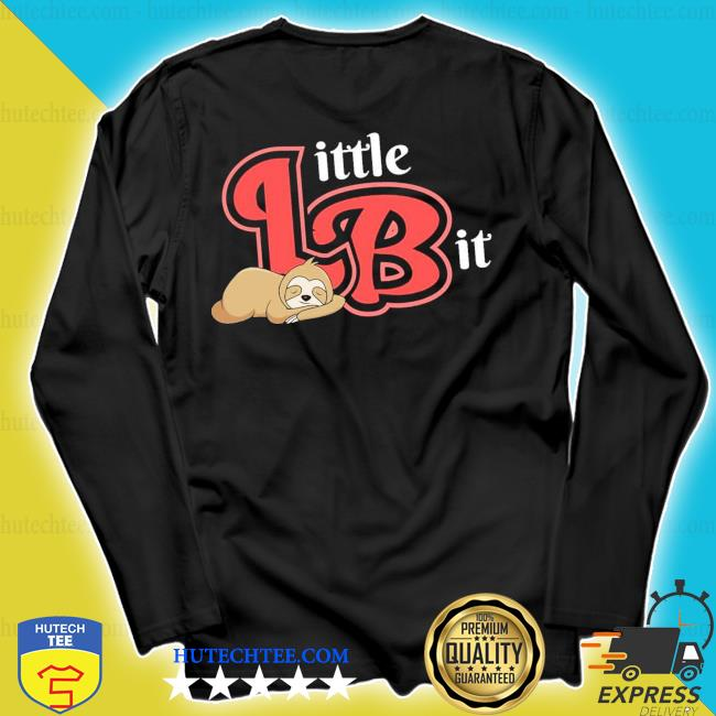 Little space ddlg clothes little bit daddy dom kawaiI sloth new 2021 s longsleeve