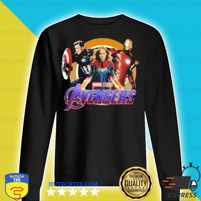 Marvel avengers endgame new 2021 s sweater