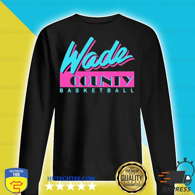 MiamI heat d wade county new 2021 s sweater