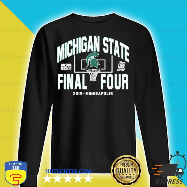 Michigan state spartans final four 2019 new 2021 s sweater