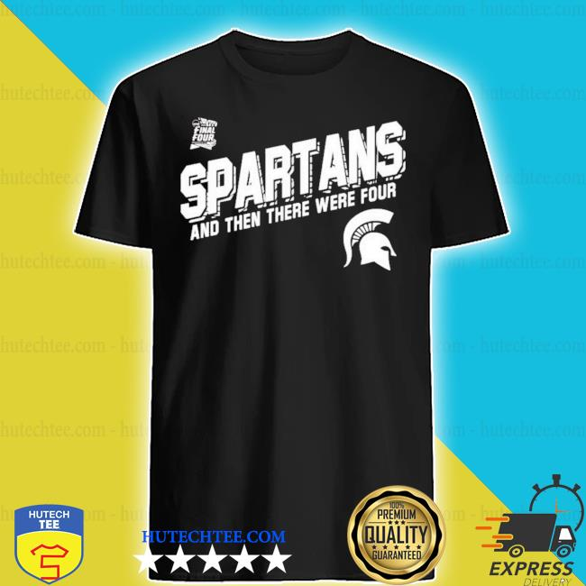 Michigan state spartans msu final four new 2021 s shirt
