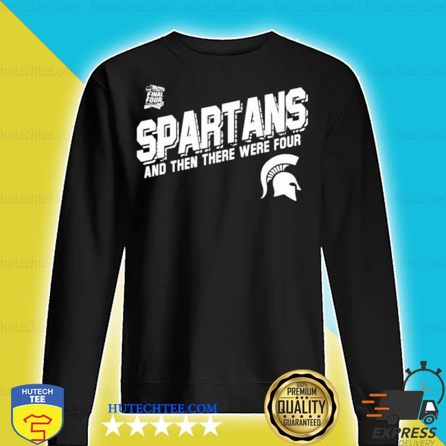 Michigan state spartans msu final four new 2021 s sweater