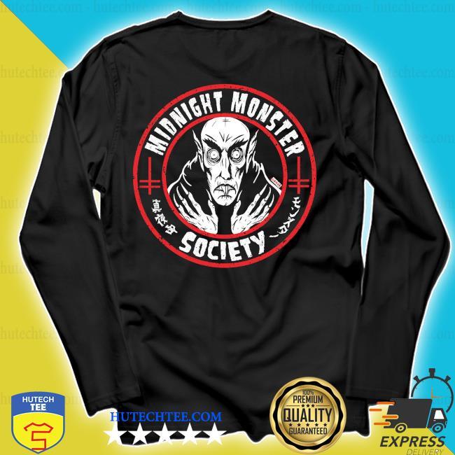 Midnight monster society s longsleeve