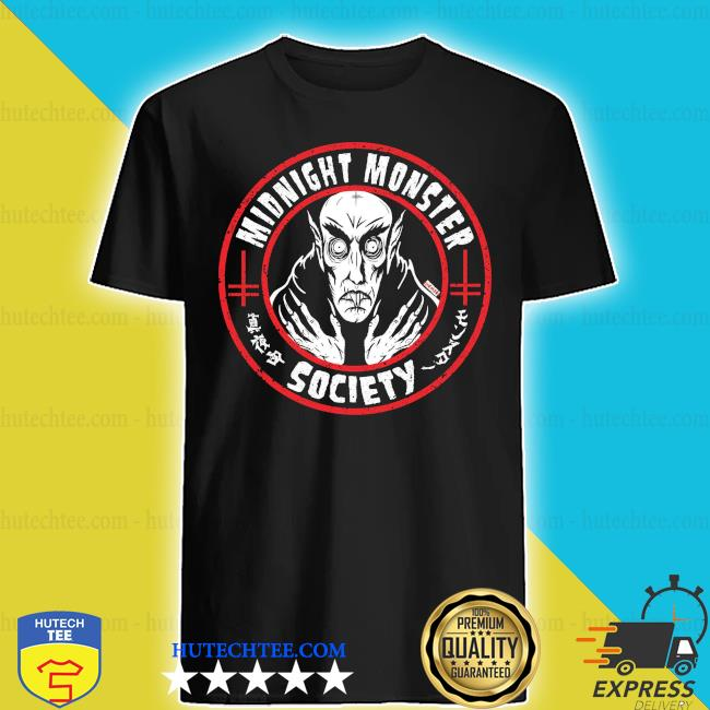 Midnight monster society s shirt