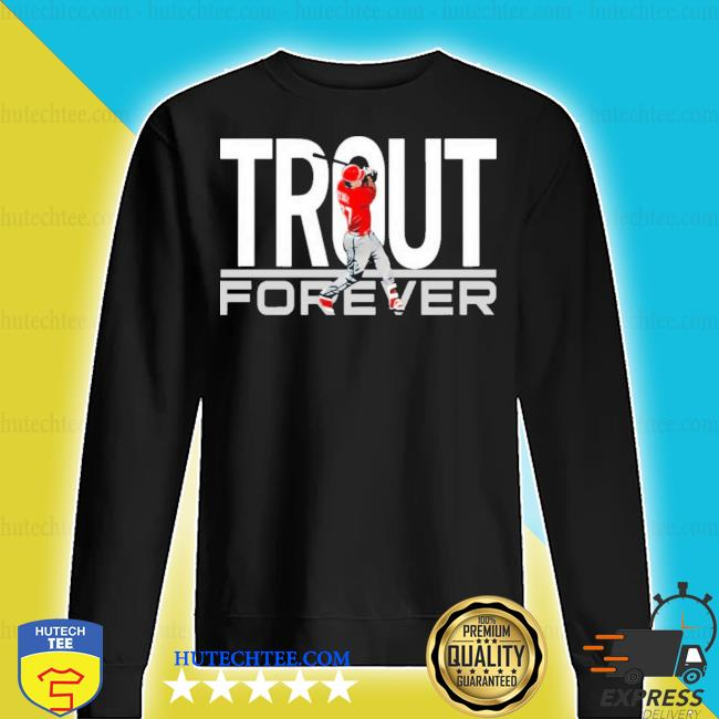 Mike trout forever new 2021 s sweater
