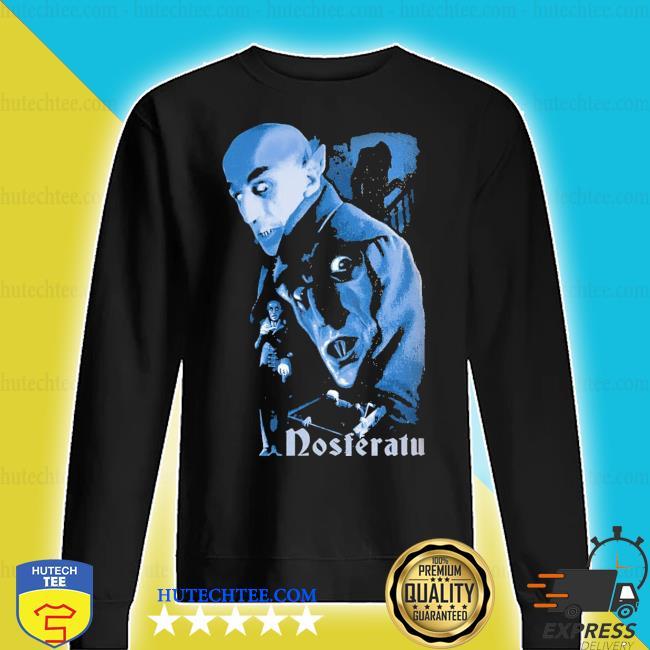 Nosferatu horror movie s sweater