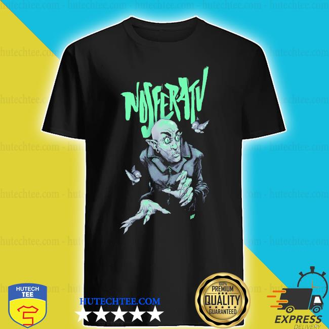 Nosferatu on Behance s shirt