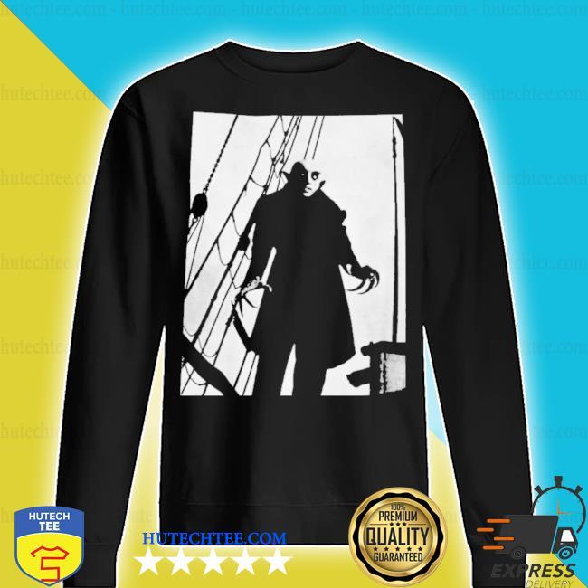 Nosferatu vampire dracula classic horror movie 2021 s sweater