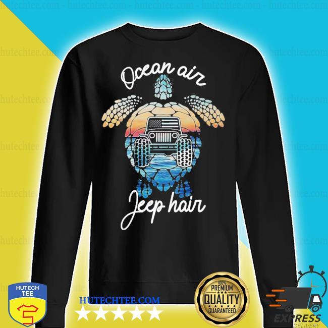 Ocean air jeep hair new 2021 s sweater