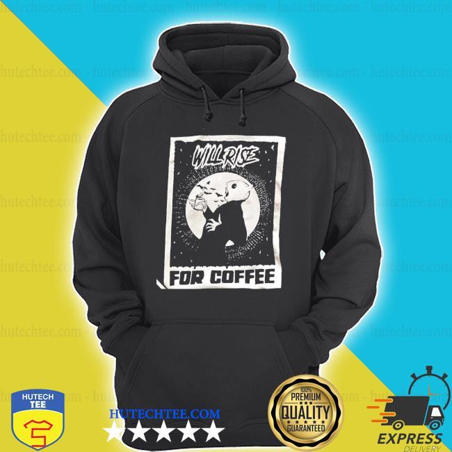 official Nosferatu Coffee Lover Shirt