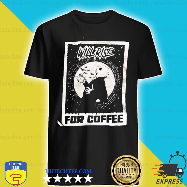 official Nosferatu Coffee Lover Shirt shirt