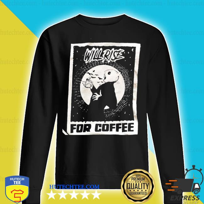 official Nosferatu Coffee Lover Shirt sweater