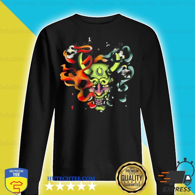OnI demon japanese devi new 2021 s sweater