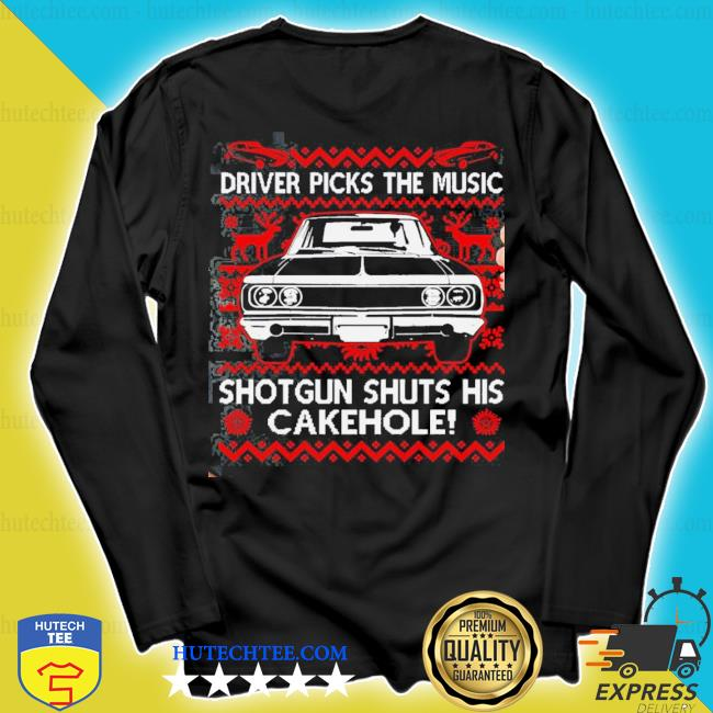 Supernatural quote ugly christmas s longsleeve