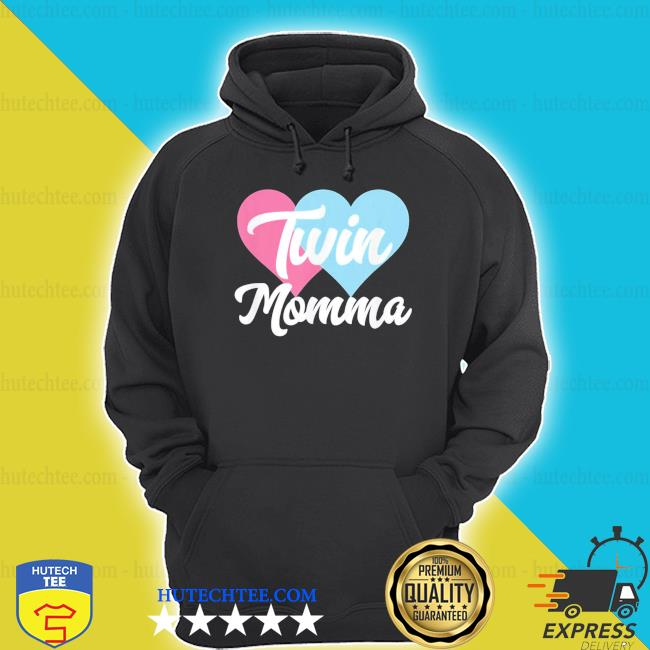 Twin Momma – Mothers Day Fraternal Twins Mom new 2021 shirt
