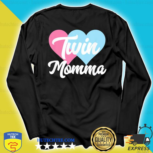 Twin Momma – Mothers Day Fraternal Twins Mom new 2021 s longsleeve