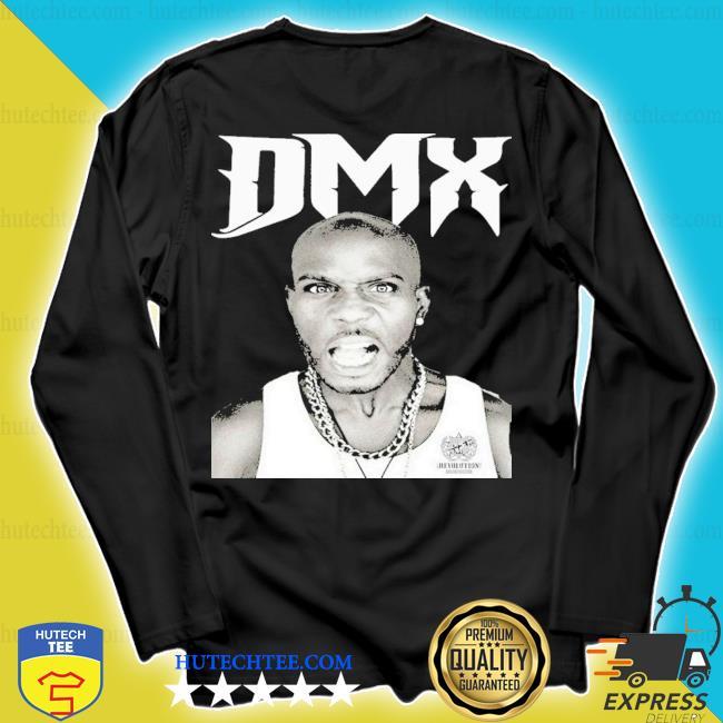 Vintage dmx rapper s longsleeve