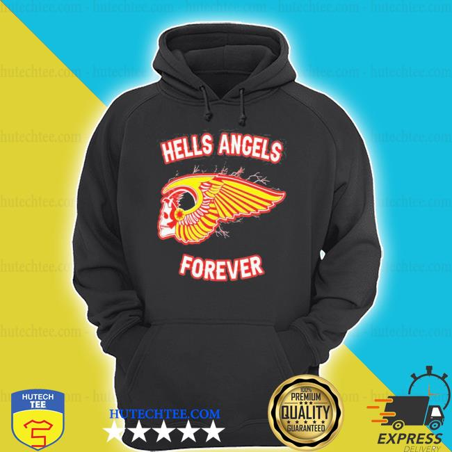 Hells angels forever 2021 shirt
