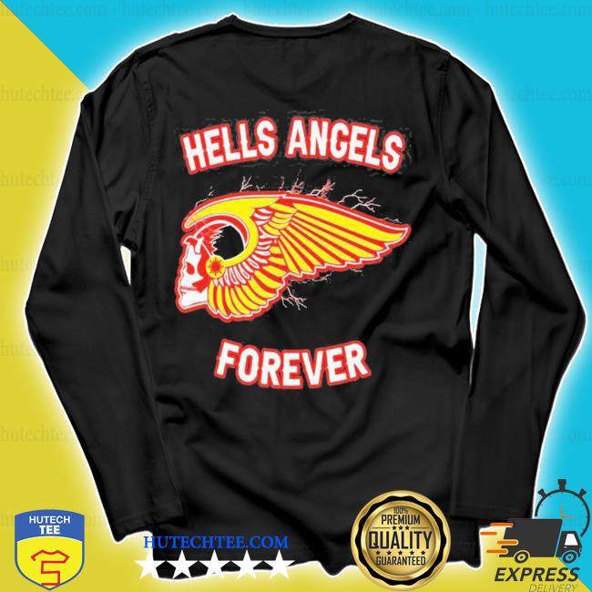 Hells angels forever 2021 s longsleeve