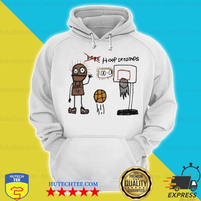 Hope hoop dreams new 2021 s hoodie