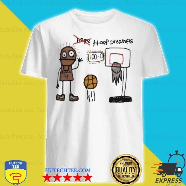 Hope hoop dreams new 2021 shirt