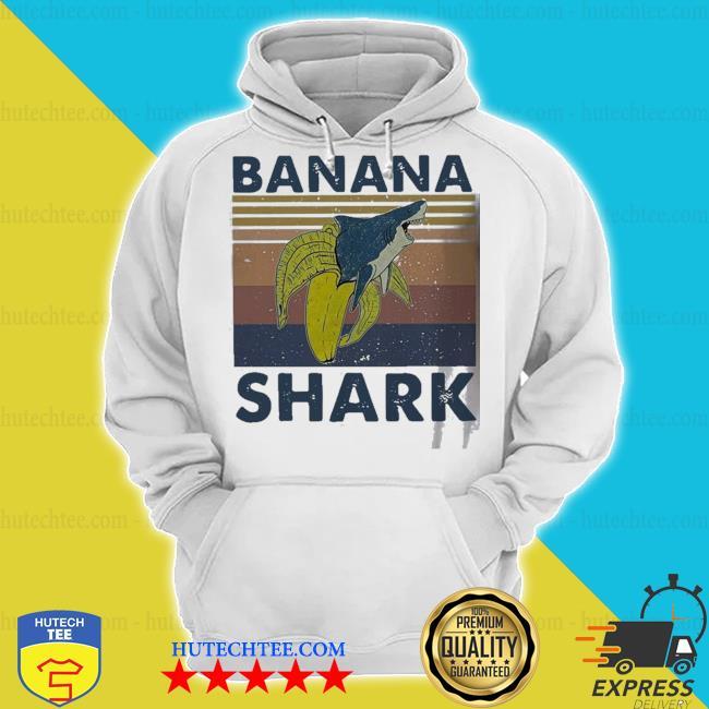 Banana shark vintage s hoodie