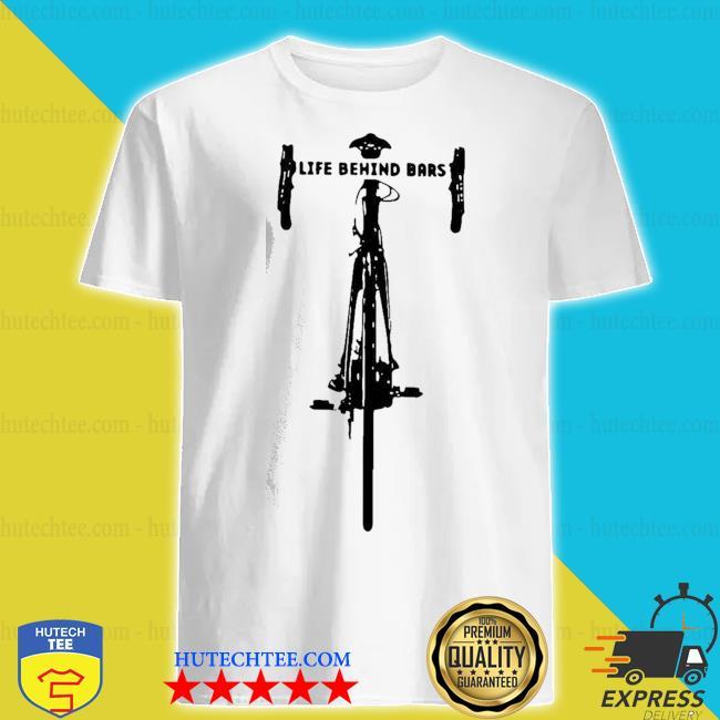 Nice bicycle life behind shirt