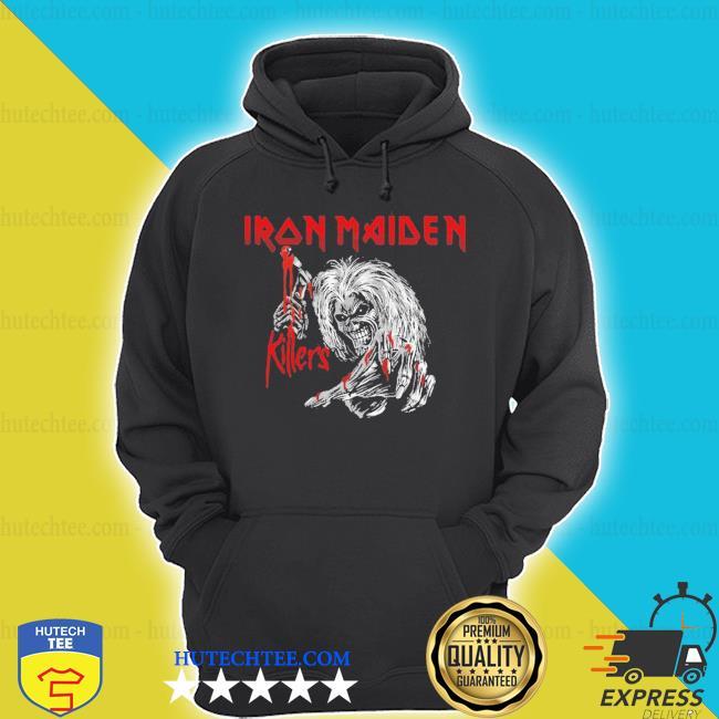 Iron maiden killers s hoodie