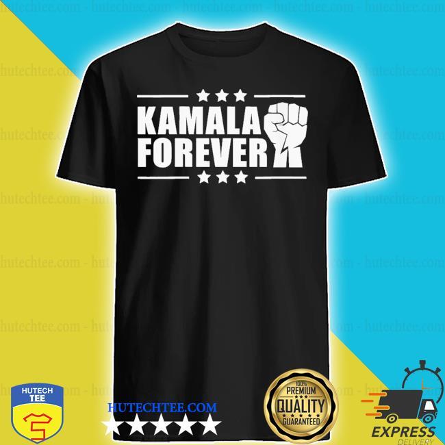 Nice Kamala forever vice president 2020 shirt
