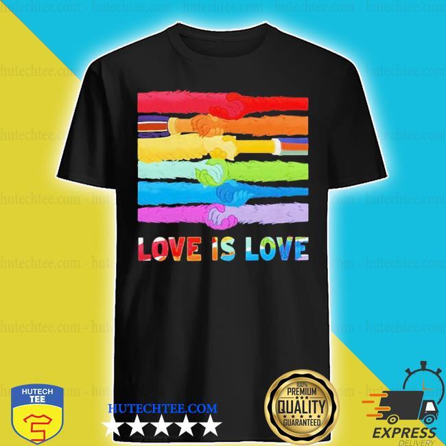 Nice LGBT love is love shirt