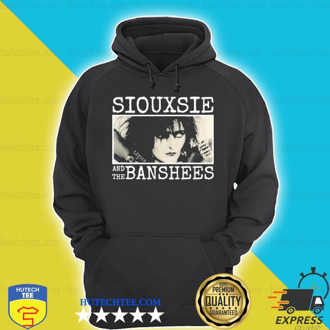 Siouxsie and the banshees s hoodie