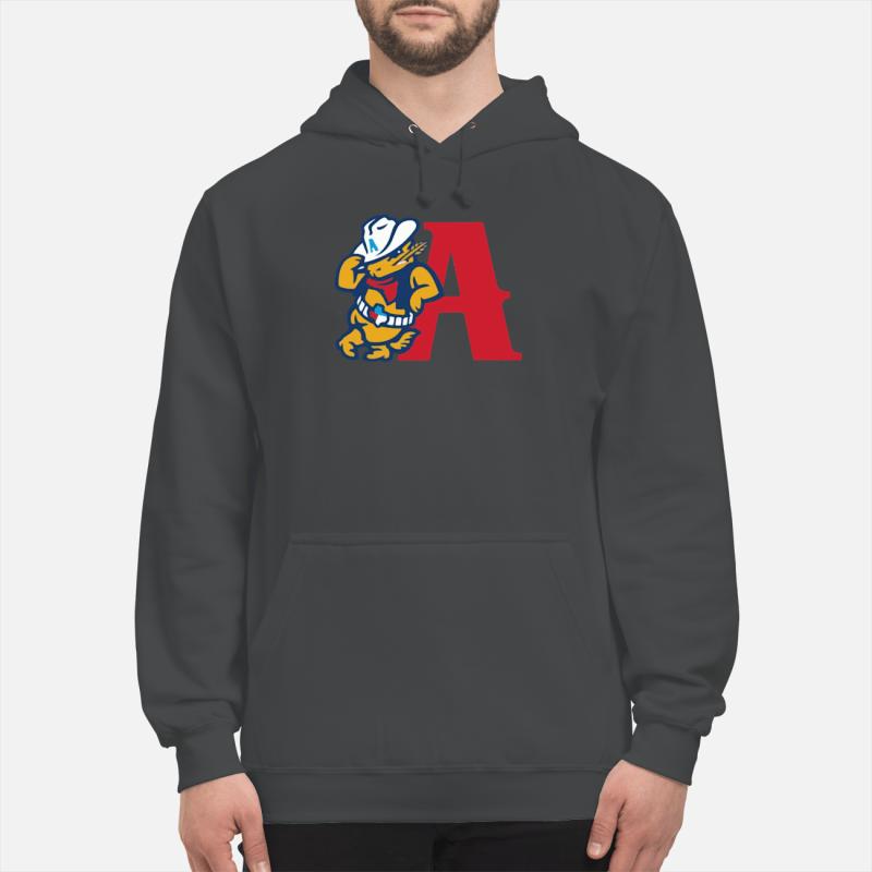 Amarillo Sod Poodles 2019 unisex hoodie